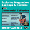 7 Minutes ... The Final Frontier  DMC367 Commercial Collection Mix August 2013!!!