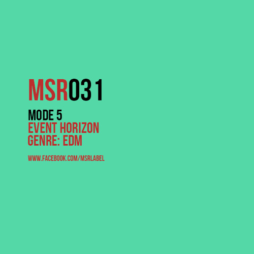 Mode 5 - Spektral Minimalism