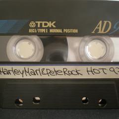 Marley Marl & Pete Rock Future Flavas, Hot 97, July 1996