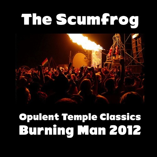 Opulent Temple, Burning Man  2012 (Black Rock City Classics)