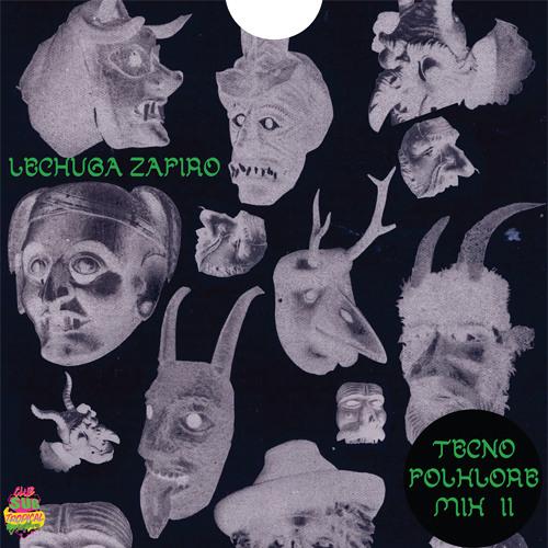 Lechuga Zafiro - Tecnofolklore Mix II (para Mutek Radio)