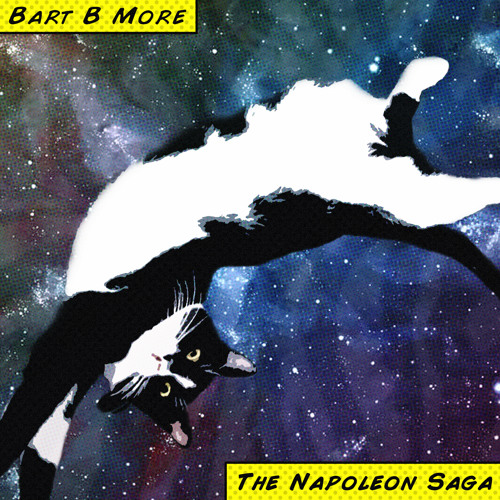 Bart B More - The Napoleon Saga (Promo Mix)