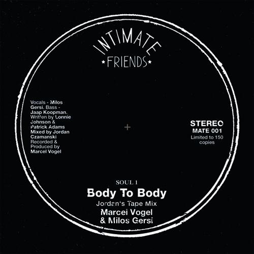 Marcel Vogel - Body To Body - (Jordans mix)