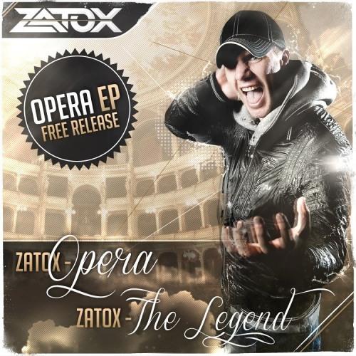 Zatox - The Legend (Official Anthem)