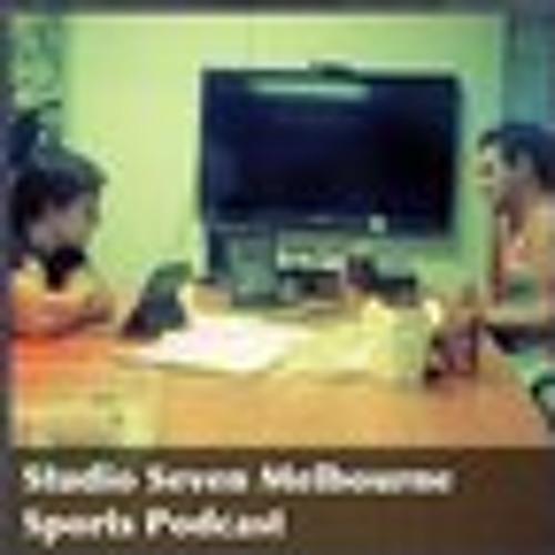"Episode 75: 'Studio 7 Melbourne'. Sam and Gordo. ""When Goodesy met Rio"""