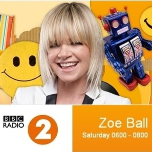 Zoe Ball Film Chat on BBC Radio 2 12/06/10
