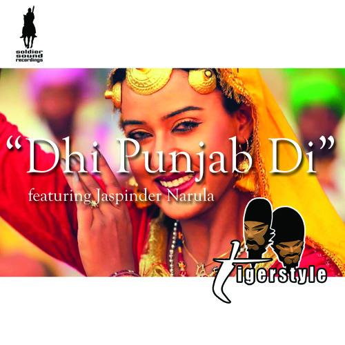 Tigerstyle - Dhi Punjab Di (Hanuman Tribe Remix) clip