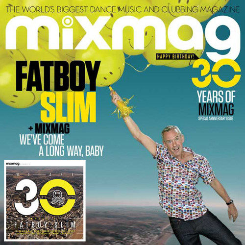 Mixmag 30 Yr. Anniversary [July 2013] Fatboy Slim CD - Hours Of Dancing (Perk-A-Pella Mix)