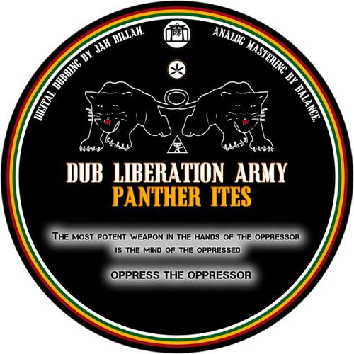 MSDT 002 JAH BILLAH DUB LIBERATION ARMY (Panther Ites Mix)