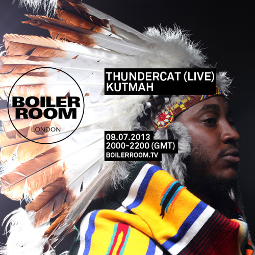 Kutmah 35 min Boiler Room mix