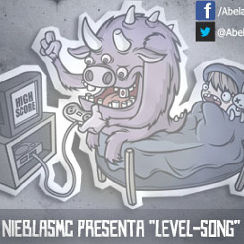 1.- Hablo De Mi Rap - Nieblas ft. Slick 2013 |LEVEL SONG|