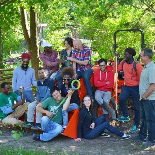 Independent Arts and Culture: Philip LiWei Chen of Black Creek Community Farm