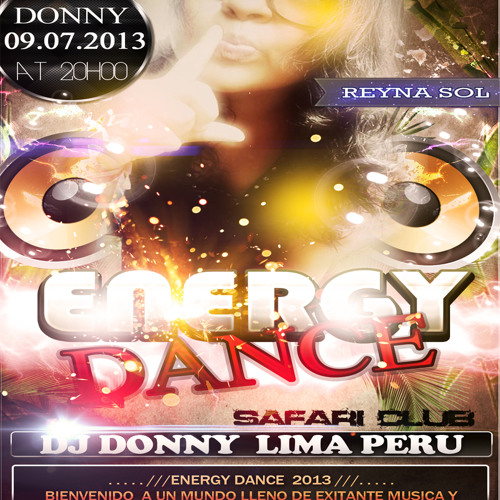 DONNY DJ , . VEZHI  EIH LOVE   POor Ti y Para Ti. . ENERGY DANCE 2013
