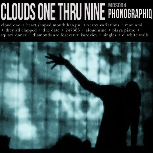 Clouds One Thru Nine (LP, 2012)