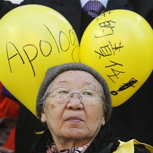 Protests in Egypt, Korean comfort women and Canada's oil spills