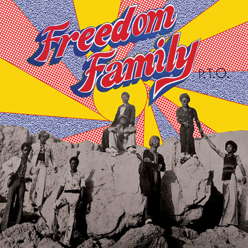 The Freedom Family -Ayentsoo
