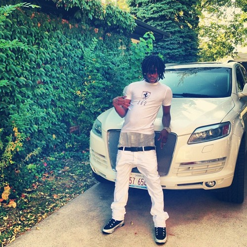 Chief Keef-I Aint Done Turnin Up