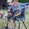 Isaac's Japanese Ninja Tune, Dave McKeown with Isaac McKeown (aged 5 on ukulele)