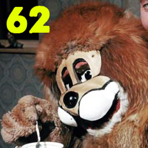 62: The Happy, Furry, Lion