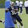 St. Louis Rams rookie running back Zac Stacy joins Sports Night, 7-25-13