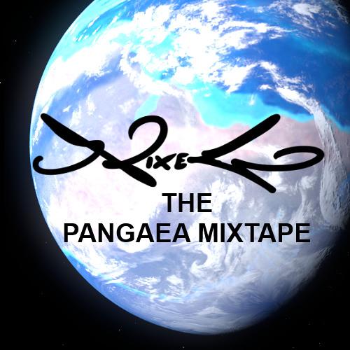 Nixego - The Pangaea Mixtape [Multi-Genre DJ Mix]