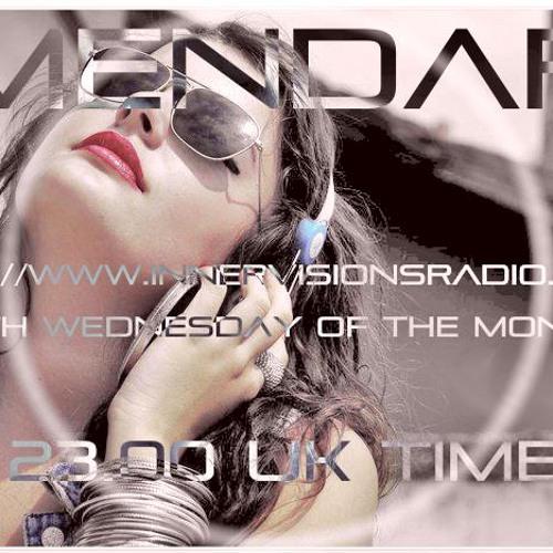 Mendar @ INNERVISIONS RADIO ( July 2013 )