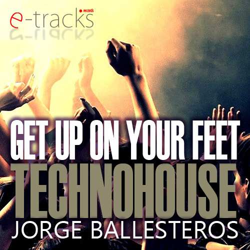GET UP ON YOUR FEET EP
