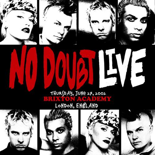 No Doubt - Live In London, Brixton Academy 06.27.2002 - 03 - Ex - Girlfriend