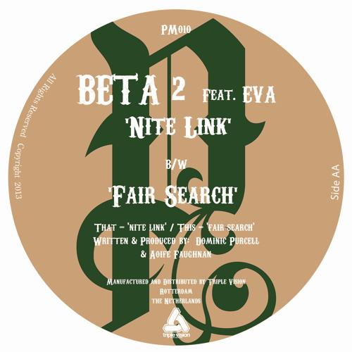 Beta 2 Feat. Eva - Fair Search - PM010B