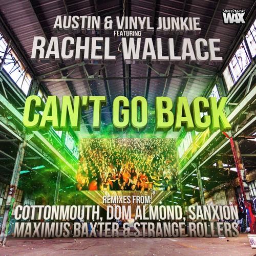 WHWM014 : Austin & Vinyl Junkie feat. Rachel Wallace - Can't Go Back (Cottonmouth Remix)
