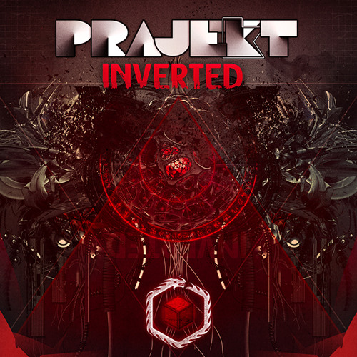 Prajekt - Inverted (Red Cube Recordings) OUT NOW!