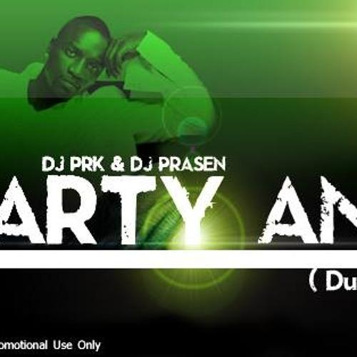 Akon Feat. David Guetta - Party Animal Remix DJ Prk & DJ Prasen