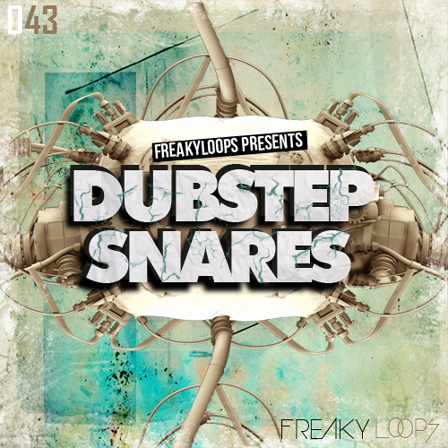 FL043 - Dubstep Snares Sample Pack Demo