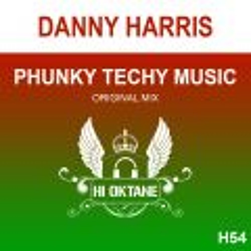 Danny Harris - Phunky Music (Sample) ***OUT NOW****