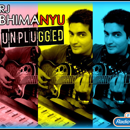 Abhimanyu Unplugged - Dil Kehta hai (Akel hum akele tum) Cover
