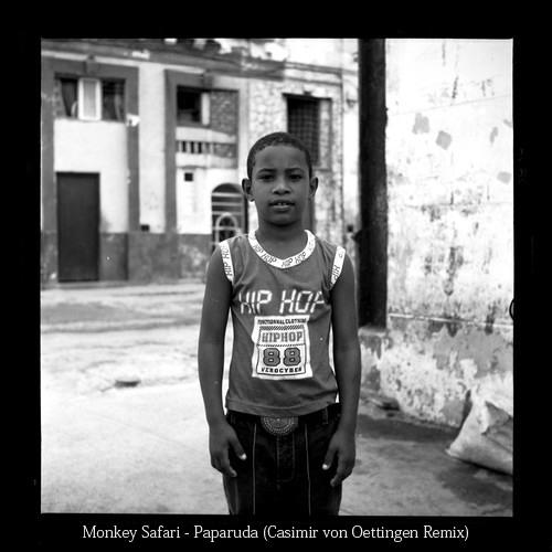 Monkey Safari - Paparuda (Casimir von Oettingen Official Remix) FREE DOWNLOAD