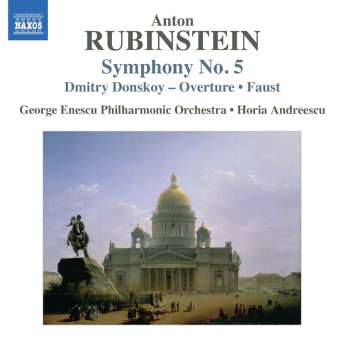 Rubinstein - Sinfonie Nr. 5 g-Moll op. 107 (Auszug)