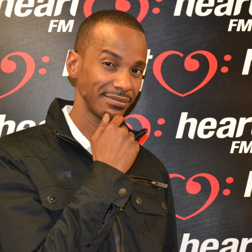 Tevin Campbell LIVE on Drive 326 on Heart FM