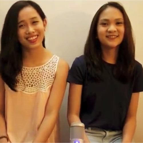 Treasure by Bruno Mars (Cover by Alexia Gallegos and Isabel Torres)