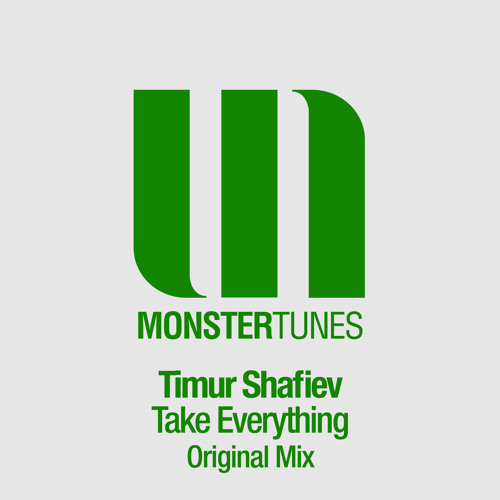 Timur Shafiev - Take Everything (Radio Edit)