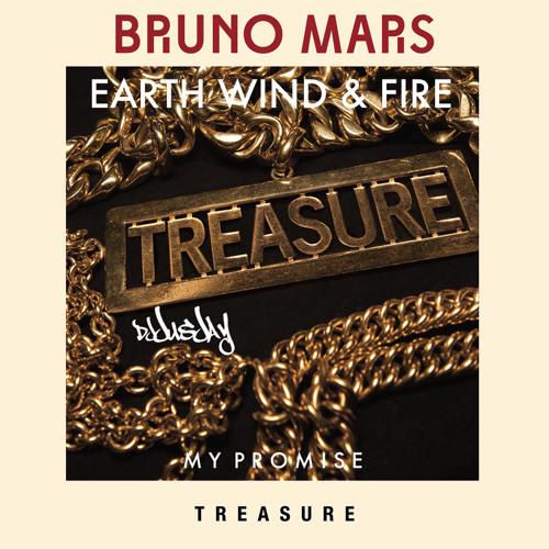 My Promise Treasure (Bruno Mars vs Earth, Wind & Fire)