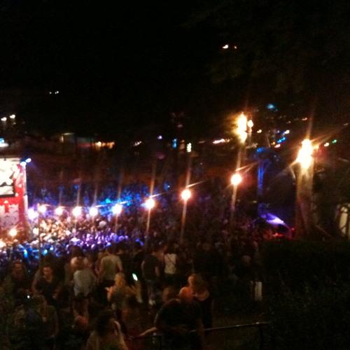 Liveset@Valkhof Festival 2013