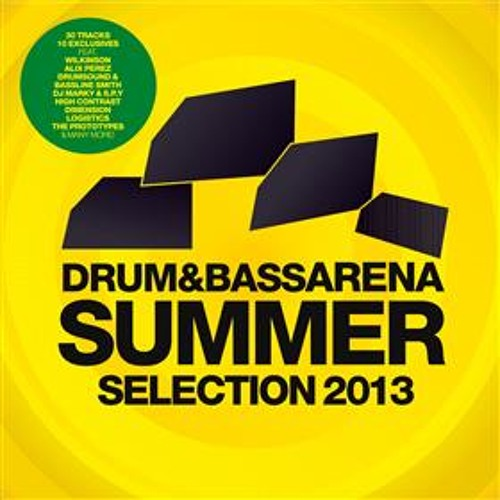 Halogenix - Raw Deal (Ft Zoe Klinck) - DNBArena Summer Selection 2013