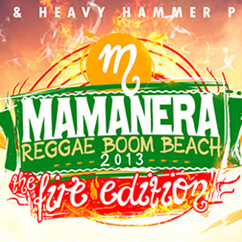 HEAVY HAMMER SOUND LIVE at MAMANERA 2013 OPENING PARTY [20-07-2013]