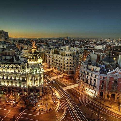 Cadiz → Madrid
