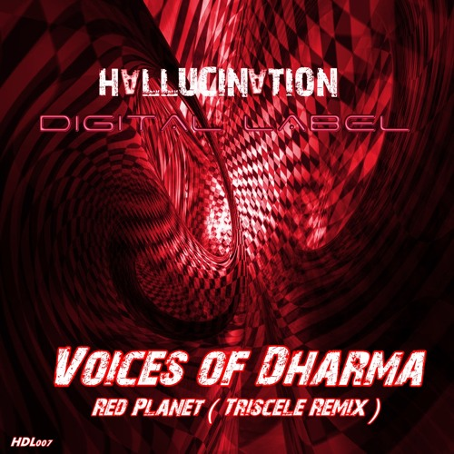 Voice Of Dharma - Red Planet (Triscele RMX) Preview
