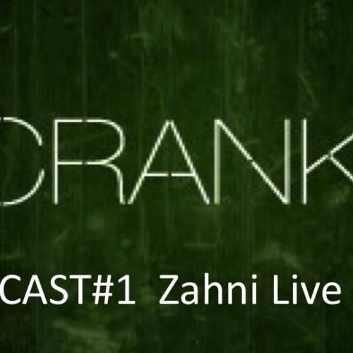Zahni Live! CRANK Promomix - 30.08.2013, Berliner Straße 74, Frankfurt