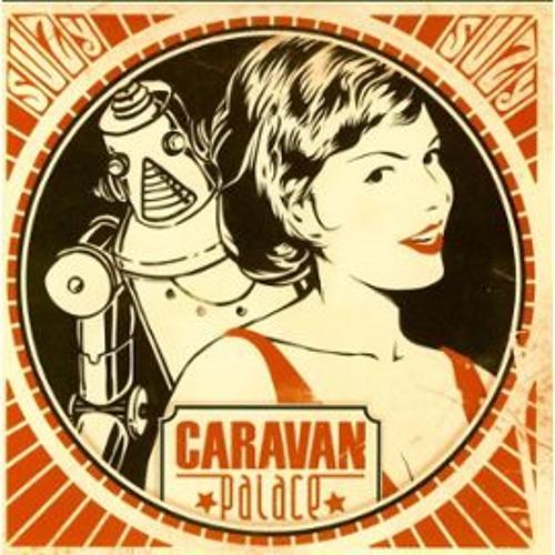 """Caravane Palace-Suzy"" Trash remix by Gejjj"