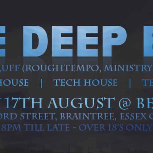 Rough Tempo show 26/07/13 Deep/tech/techno