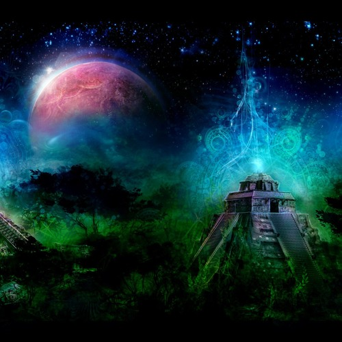 Ody One - Galaxy Voices (Psytrance Set)